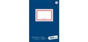 Ö-Geschäftsbuch A5 96BL liniert Produktbild