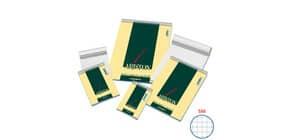 Blocco spiralato Blasetti ARISTON con copertina goffrata 3 colori 60 g/m² 5M A6 10X15cm conf.10/240 - 1086 Immagine del prodotto