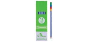 Regenbogenfarbstift 4-färbig Aqua Produktbild