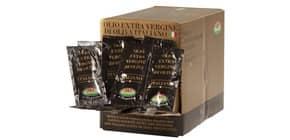 Olio extra vergine di oliva VIANDER n bustine monoporzione da 10ml conf. 100 pezzi - #09042 Immagine del prodotto