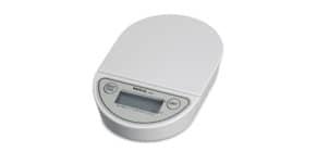 Bilancia MAUL pesalettere MAULoval plastica infrangibile bianco 2000g 1622002 Immagine del prodotto