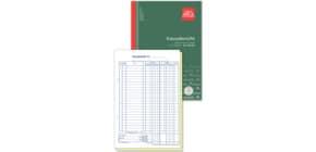 Kassabuch A4h 2x50Bl Produktbild