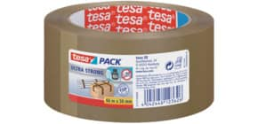 Verpackungsband PVC strong braun Produktbild