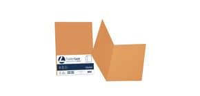 Cartellina semplice FAVINI FOLDER S cartoncino Simplex Luce&Acqua 200 g/m² 25x34cm arancio 56  conf.50 - A50E664 Immagine del prodotto