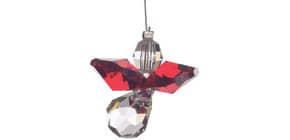 Schutzengel klein Granat HCA 5080gt Swarovski-Kristall Produktbild