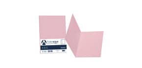 Cartellina semplice FAVINI FOLDER S cartoncino Simplex Luce&Acqua 200 g/m² 25x34cm rosa 10  conf.50 - A50S664 Immagine del prodotto