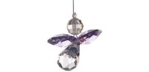 Schutzengel klein Heller Amethyst HCA 5080la Swarovski-Kristall Produktbild