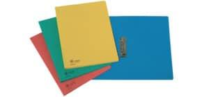 Klemmhebelmappe A4 gelb ProduktbildStammartikelabbildungM