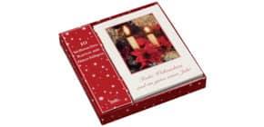 Weihnachts Billett 10 Stück Produktbild