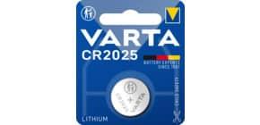 Knopfzellen-BatterieCR2025 1ST Produktbild