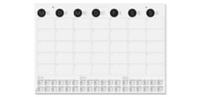 Schreibunterlagenblock Wandkalender 595x410mm 12 Blatt SIGEL HO550 Produktbild