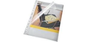 Klarsichthülle 140my A4 glasklar Produktbild