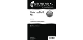 Notizblock liniert A5 50 Blatt Produktbild