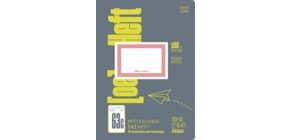 Mitteilungsheft A5 12Blatt Produktbild