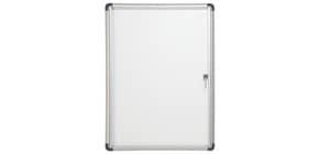 Bacheca magnetica Bi-Office Enclore Budget con cornice in alluminio 9xA4 VT630109660 Immagine del prodotto
