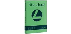 Carta colorata Favini Rismaluce colori forti 90 g/m² A4 verde 60 - Risma da 300 fogli - A66D304 Immagine del prodotto