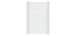 Linienblätter liniert kariert URSUS 082402 A4 Produktbild