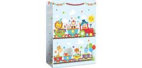 Geschenktragetasche Kind 06-0224 32x23x11cm Produktbild