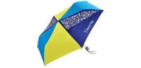 Regenschirm Blau & Gelb Produktbild