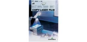 Lucidi per lavagne luminose DURABLE A4 trasparenti Conf. 100 pezzi - 8331-19 Immagine del prodotto