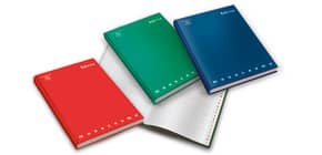 Rubrica cartonata 98 fogli Pigna Monocromo A5 1R 02068641R Immagine del prodotto