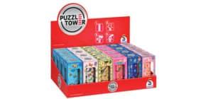 Puzzle Tower Kinder sort. SCHMIDT 41684 Kinder Produktbild