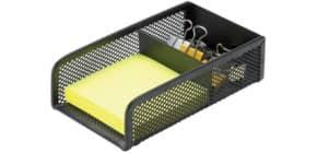 Zettelbox Draht schwarz Produktbild