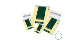Blocco spiralato Blasetti ARISTON con copertina goffrata 3 colori 60 g/m² R A4 21X29,7cm conf.10/60 - 1090 Immagine del prodotto