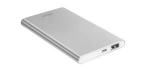 Caricabatteria portatile Trust Ula Thin Metal 4000 mAh 22821 Immagine del prodotto