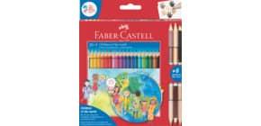 Farbstiftetui 20+3ST Child.of the World Produktbild