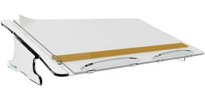 Dokumenenhalter Plexiglas transparent ORGADESK ORGACLASSIC-TRA Produktbild