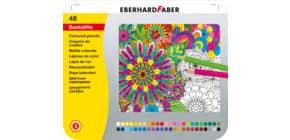 Farbstiftetui 48 Stück sortiert Produktbild