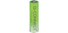 Batteria alcalina Q-Connect Mignon 1.5 V AA/LR6 conf. da 4 - KF00489 Immagine del prodotto