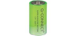 Batteria alcalina Q-Connect Baby/LR14 C 1,5 V conf.2 - KF00490 Immagine del prodotto