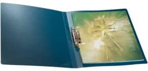 Klemmhebelmappe A4 blau Produktbild
