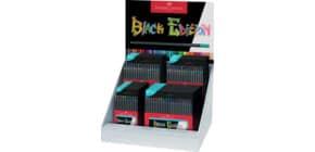 Thekendisplay 26ET Black Edition FABER CASTELL 116499 sortiert Produktbild