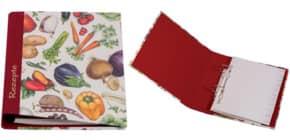 Kochrezeptbuch Gemüse Produktbild