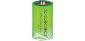Batteria alcalina Q-Connect Mono 1.5 V LR20/D conf. da 2 - KF00491 Immagine del prodotto