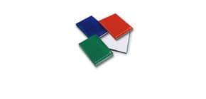 Registro 194 fogli Pigna Monocromo A4 quadretti 5 mm assortiti 02068735M Immagine del prodotto