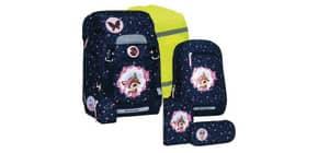 Schultaschenset Classic Forest Deer blue Produktbild