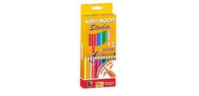 Astuccio matite colorate KOH-I-NOOR Legno 12pz - DH3312 Immagine del prodotto