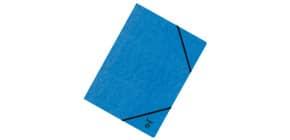 Dreiflügelmappe A4 Vario blau Produktbild