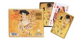 Bridge-Rummy Klimt Gold Adele Produktbild