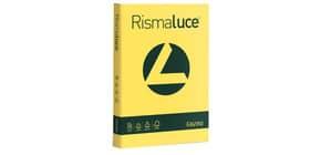 Carta colorata Favini Rismaluce colori forti 90 g/m² A4 giallo sole 53 - Risma da 300 fogli - A66B304 Immagine del prodotto