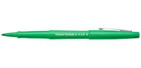 Penna punta fibra Paper Mate Flair/Nylon M 1,1 mm verde S0191033 Immagine del prodotto