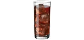 Trinkglas 250ml 6ST glasklar Produktbild