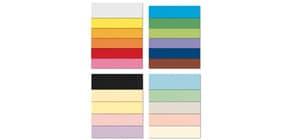 Cartoncini Bristol FAVINI 10 BRISTOL superficie levigatissima 200 g/m² 70x100cm verde 60  conf.10 - A35D0A1 Immagine del prodotto