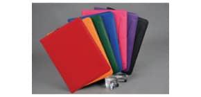 Cartella portablocco Alassio MESSINA in ecopelle 24x2,5x33 cm A4 nero 30081 Immagine del prodotto