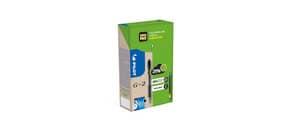 Penne gel a scatto Pilot G-2 0,7 mm nero Green Pack 12 penne +12 refill (6 omaggio) - 000023 Immagine del prodotto