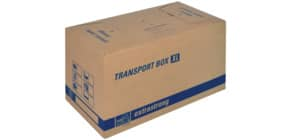 Transportbox XL braun Produktbild